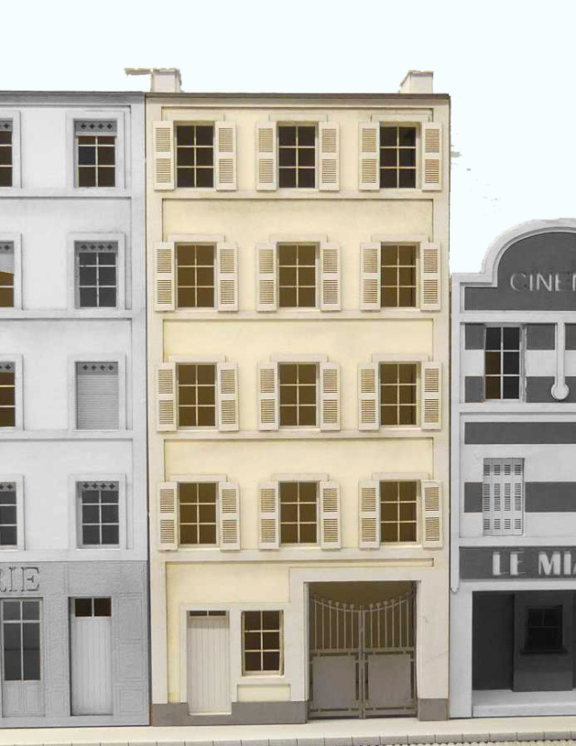 [Architecture & Passion] Mais non, pas toujours des commerces !! 87fdd213
