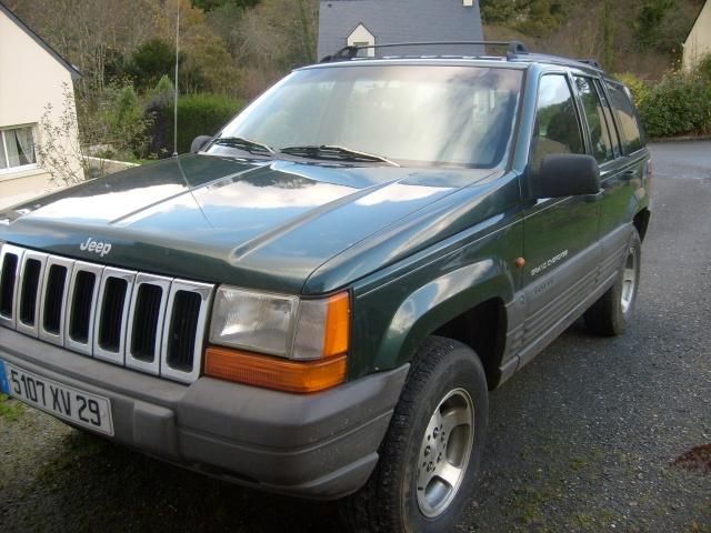 Jerem - Jeep Grand Cherokee 2,5L - Photos*** S6300810