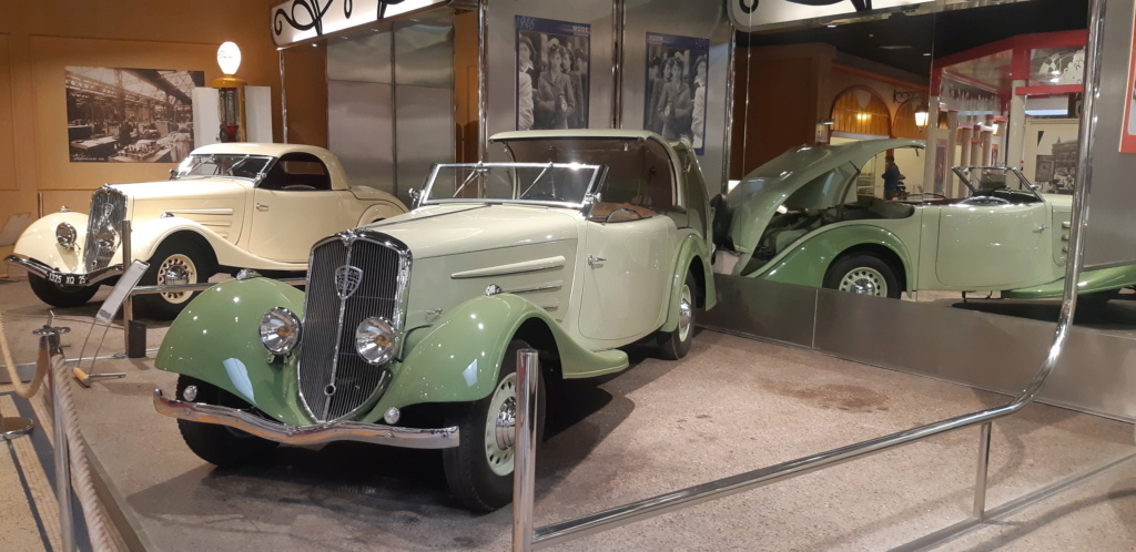 [VISUE] musée Peugeot Sochaux 24/10 + cité automobile Mulhouse  - Page 2 20201032