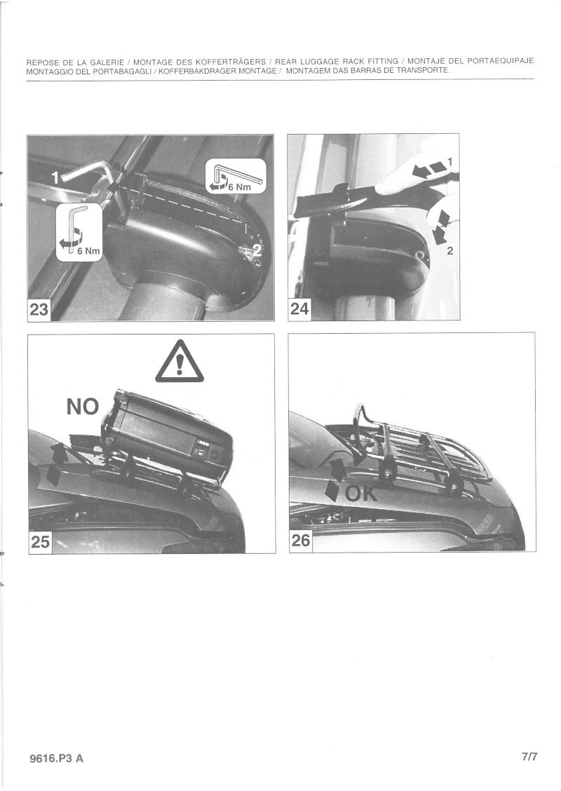 Poids sur Véronique Notice11