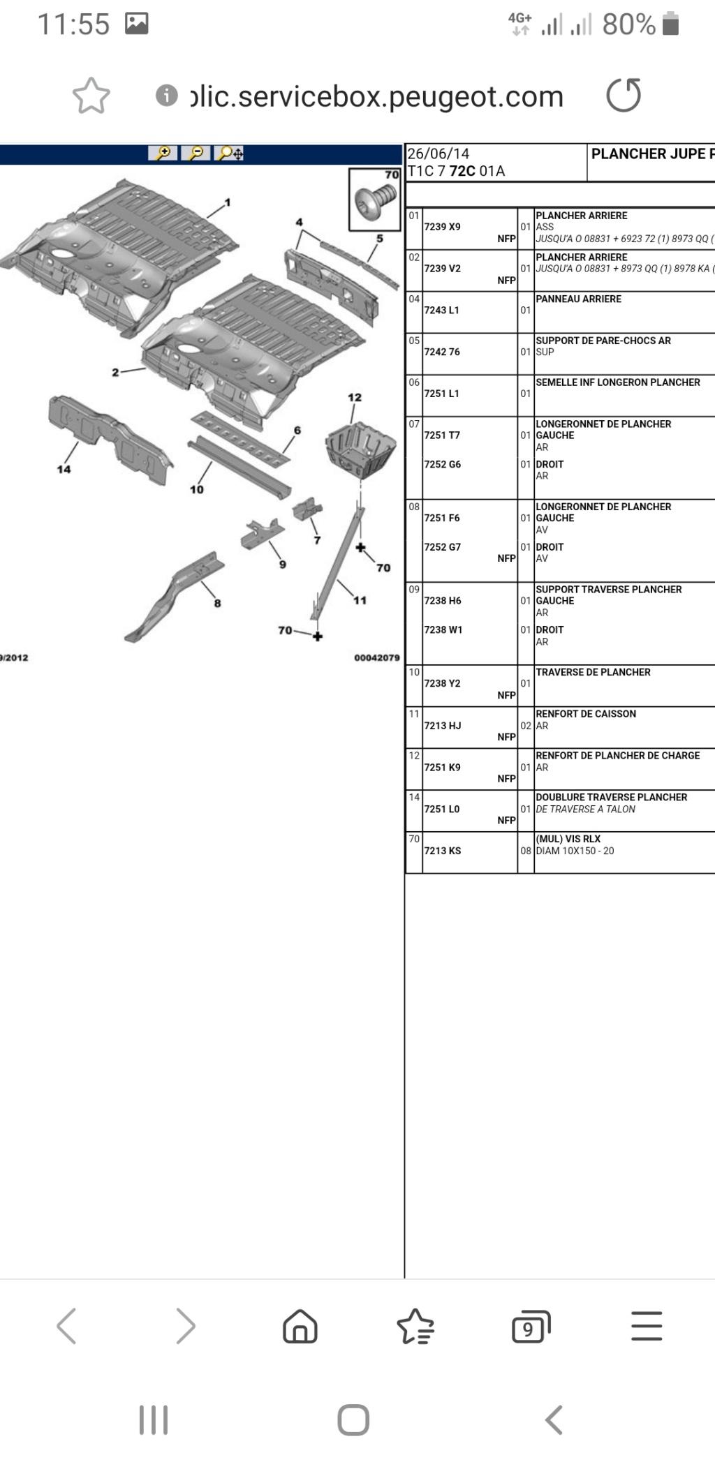 Recherche references longeron arrière  Scree281