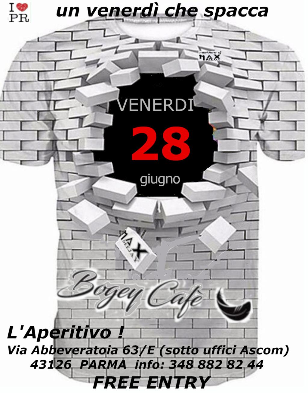 28 Giugno: APE BOGEY @ Bogey Cafè-Parma 28giug10