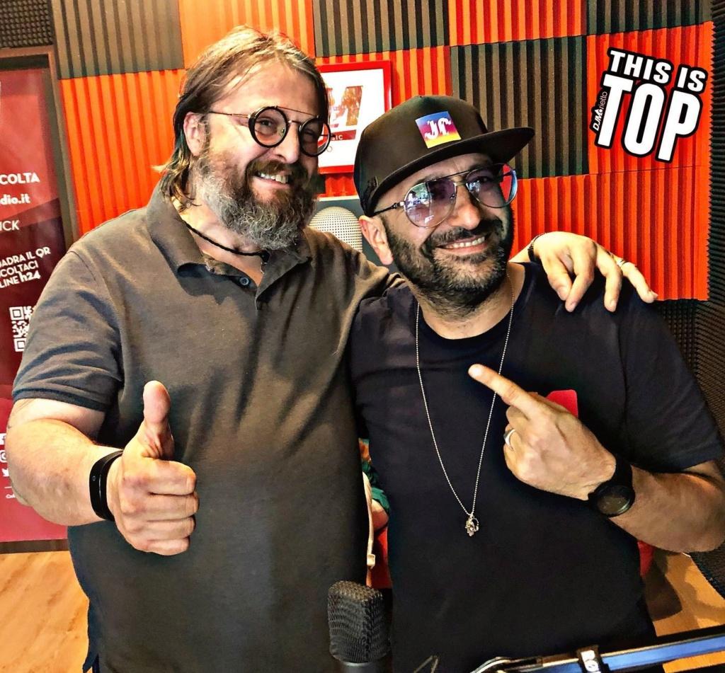 SMradio - THISISTOP 12 Giugno 2019 ospite Max Testa di Asso Deejay 62448410