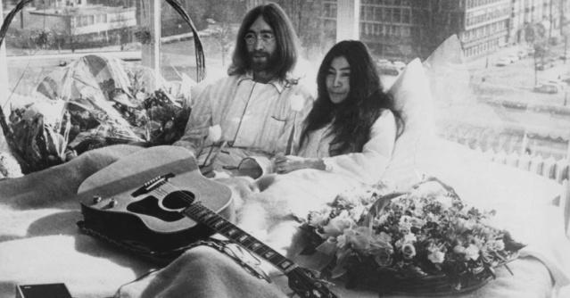 """Dov'è stato girato il video di """"Imagine"""" di Lennon? Beb32012"""