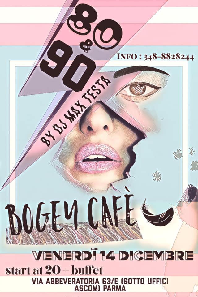 14 Dicembre 2018: Max Testa @ Bogey Cafè PARMA Bogey-10