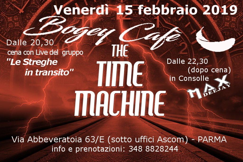 PARMA - 15 febbraio 2019 @Bogey Cafè Bogey-11