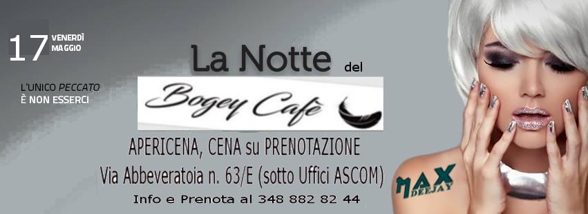 17 Maggio: il venerdì del Bogey di Parma Bogey110