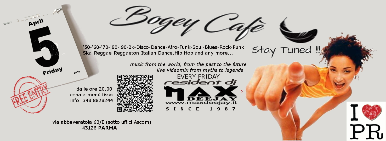 il venerdì del Bogey   Bogey510