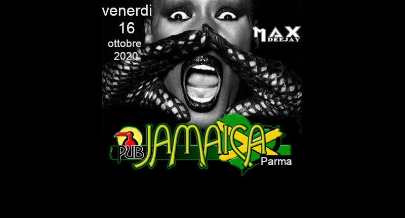 SERATA AL JAMAICA PUB DI PARMA Jamaic10