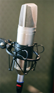 Microfoni per il Recording Studio Microf12