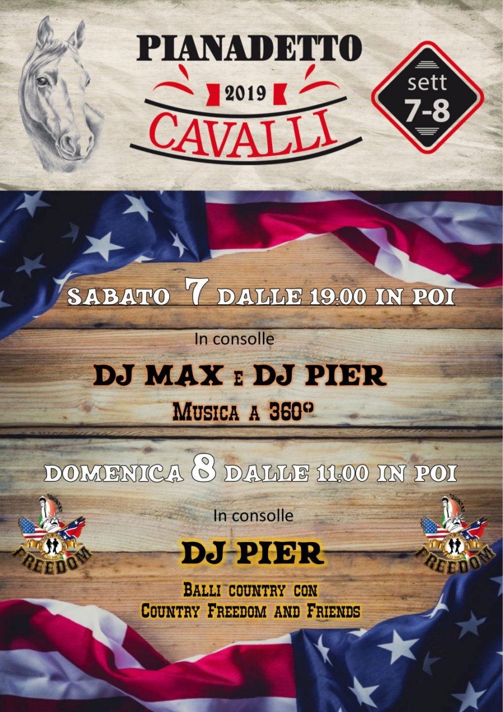 FESTA DEI CAVALLI 2019 @ Pianadetto (PR) Photo-11