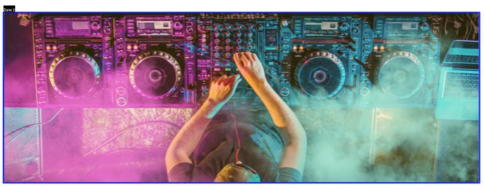 DJ-Ing: i fondamenti del djing e delle esibizioni dal vivo Scherm26