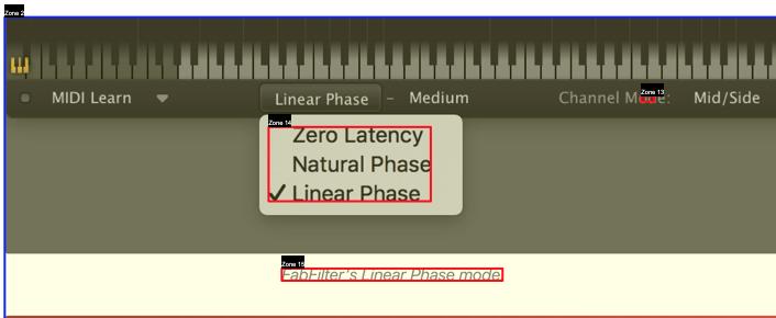 Il modello di mastering Scherm38