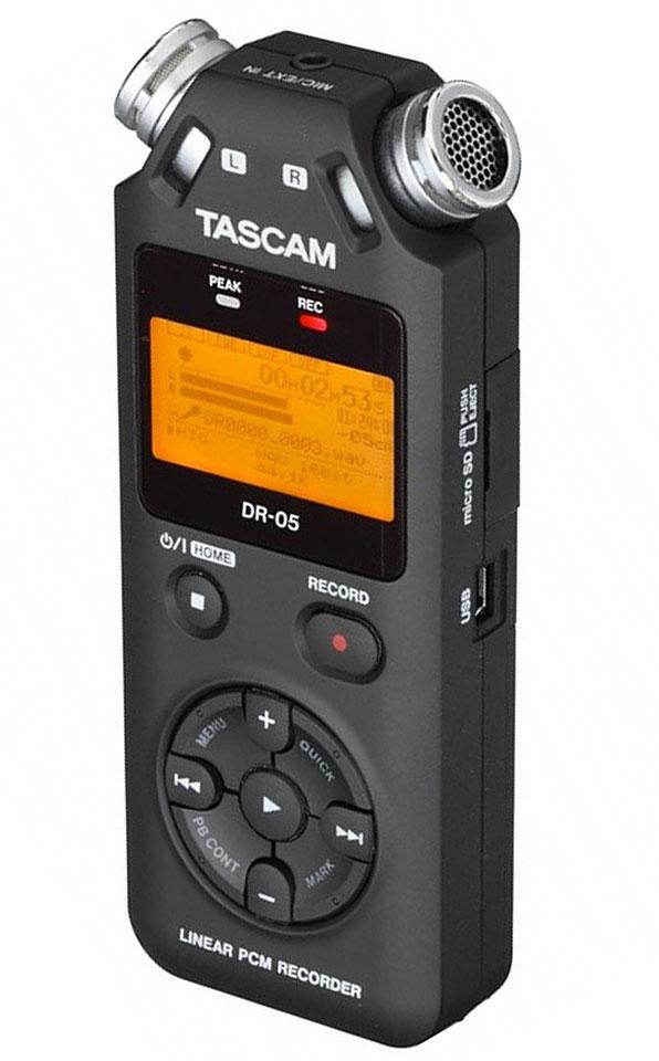 7 modi per registrare i tuoi DJ set Tascam10