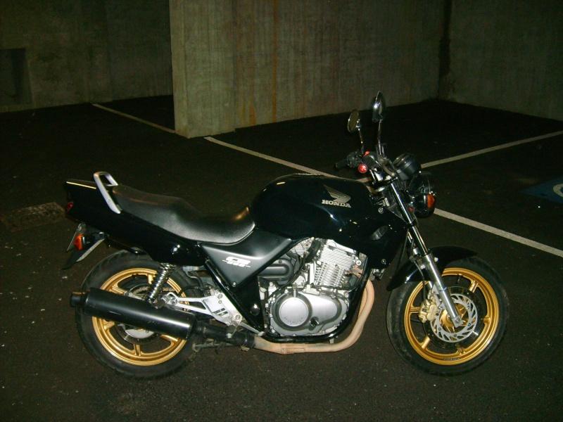 [ANNULE] Honda CB 500, très bon état S5002510