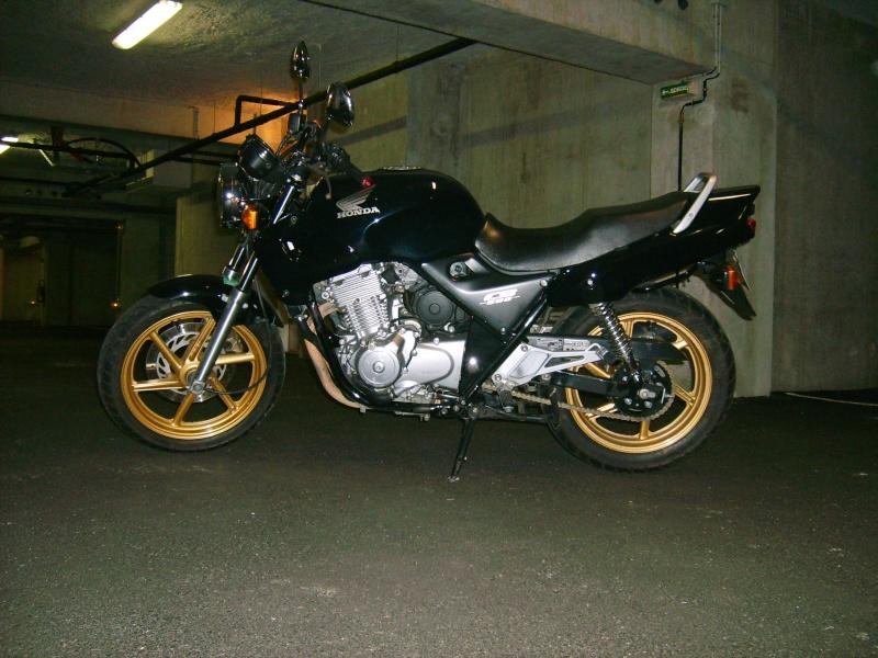[ANNULE] Honda CB 500, très bon état S5002511