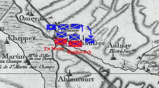 QG du Maréchal DE WREDE (Sarges) - Page 6 Mutign13