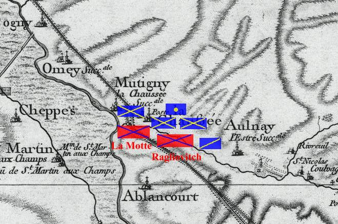 QG du Maréchal DE WREDE (Sarges) - Page 6 Mutign14