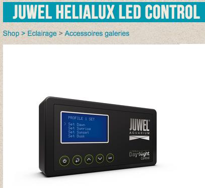 juwel vio 40 LED blanc Captu136
