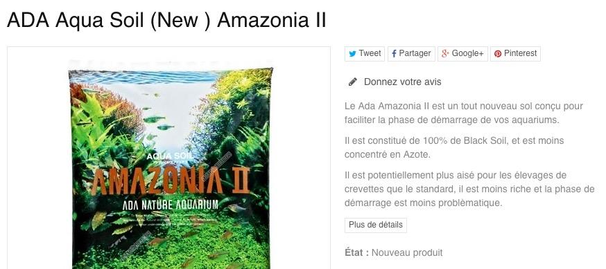 le Nouveau  ADA Amazonia II Captu618