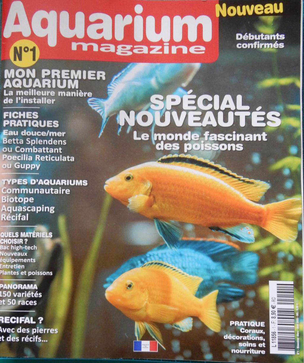 Nouveau magazine: Aquarium magazine Dscn6021
