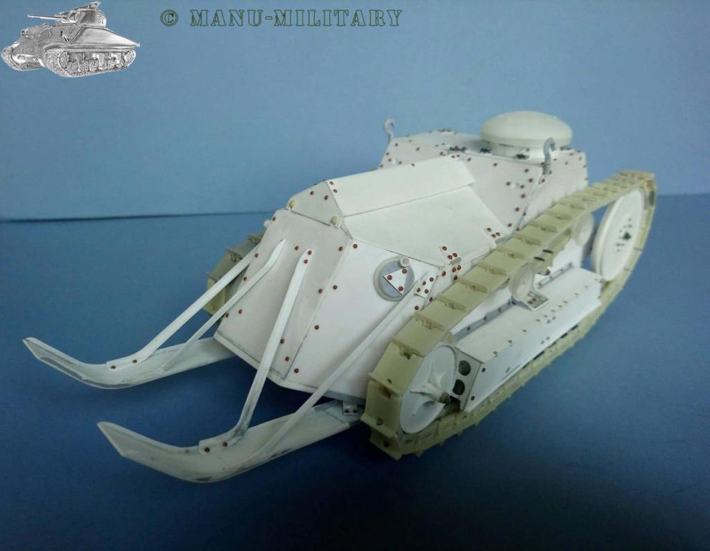 Ford 3 ton tank / Scratch intégral 1/16ème 2_111