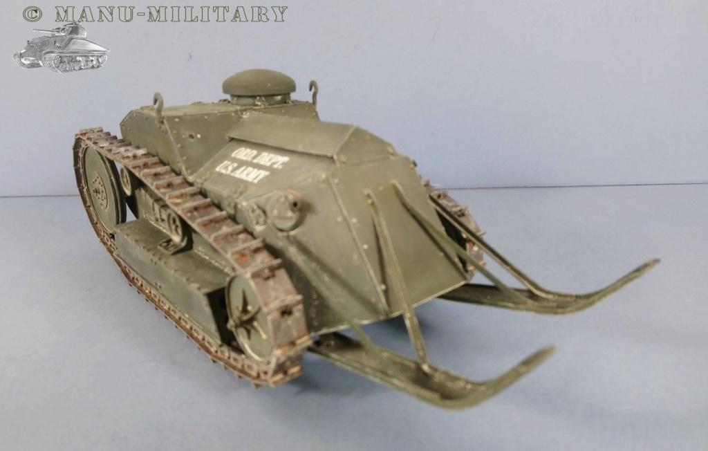 Ford 3 ton tank / Scratch intégral 1/16ème - Page 2 F3tt_f10