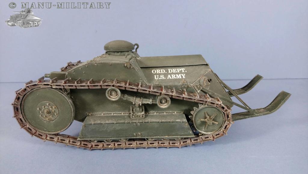 Ford 3 ton tank / Scratch intégral 1/16ème - Page 2 F3tt_f12