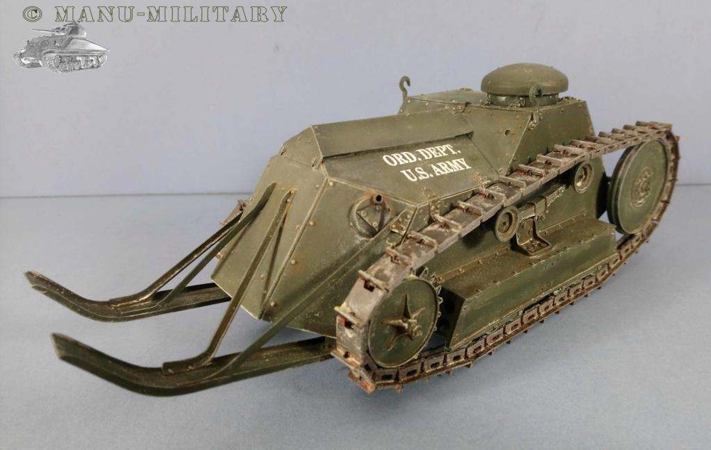 Ford 3 ton tank / Scratch intégral 1/16ème - Page 2 F3tt_f14