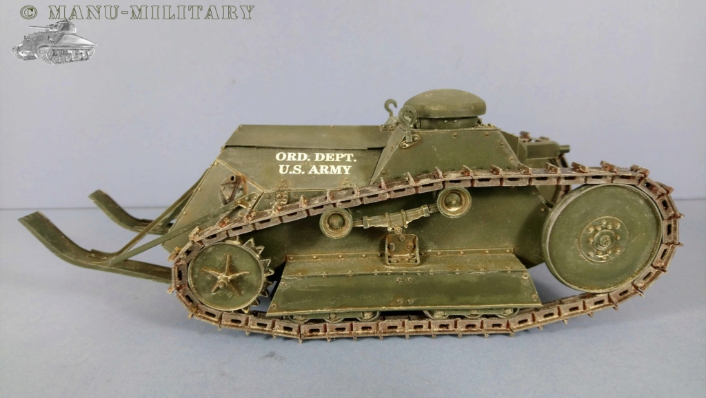 Ford 3 ton tank / Scratch intégral 1/16ème - Page 2 F3tt_f15