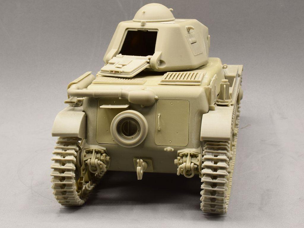 Renault R35 - DES kit - 1/16e R35_ki15