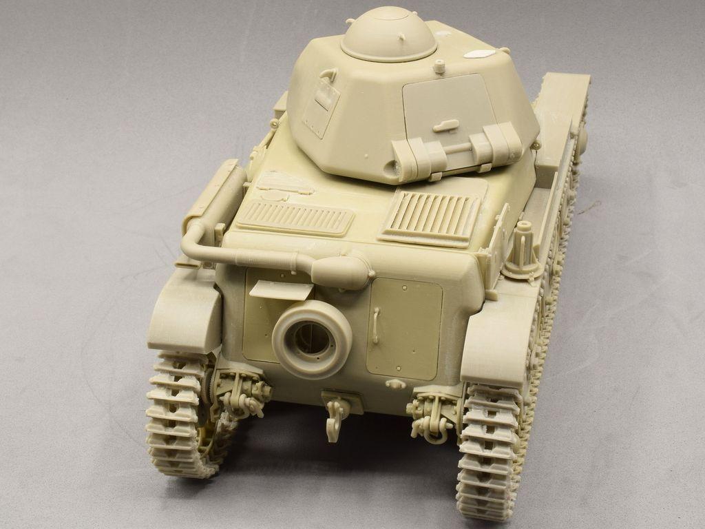 Renault R35 - DES kit - 1/16e R35_ki25