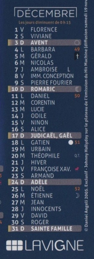 Calendrier hommage 00410