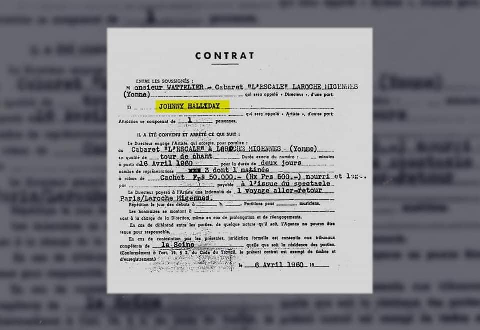 16 avril 1960 - Laroche Migennes 17385610