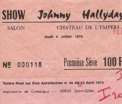 Les mises à jour du site Hallyday.com 2021 - Page 4 19780710
