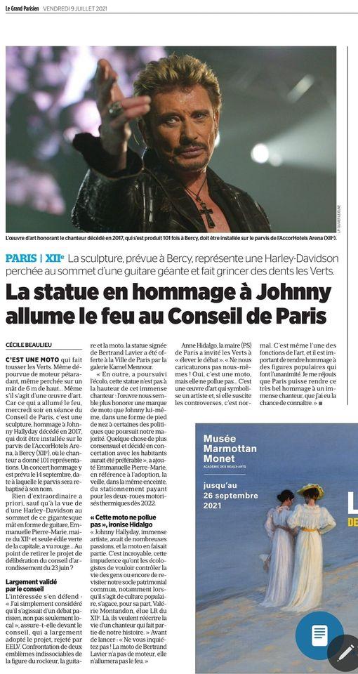 Johnny dans la Presse 2021 20865010