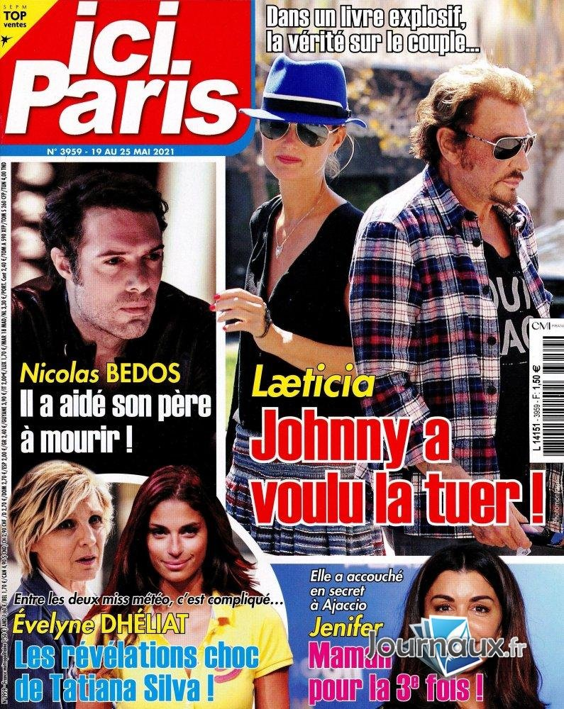 Johnny dans la Presse 2021 21051911
