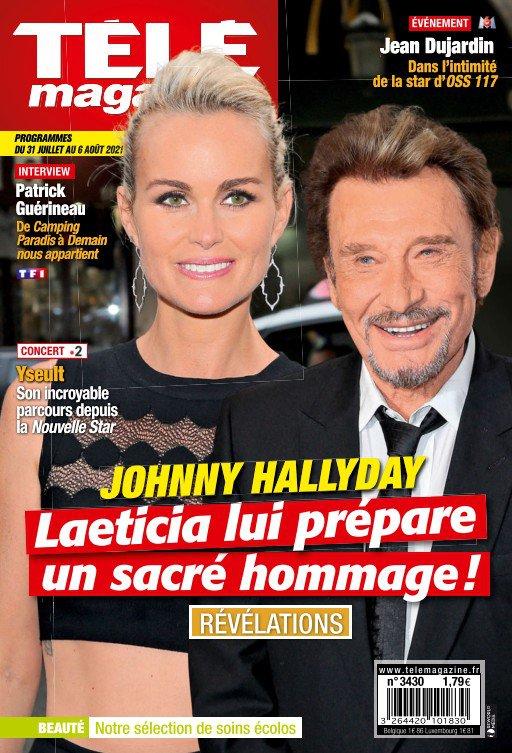 Johnny dans la Presse 2021 21_07_10