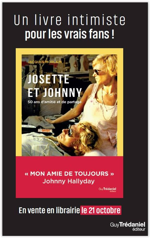 """""""Josette et Johnny"""", un nouveau bouquin ... 22027910"""