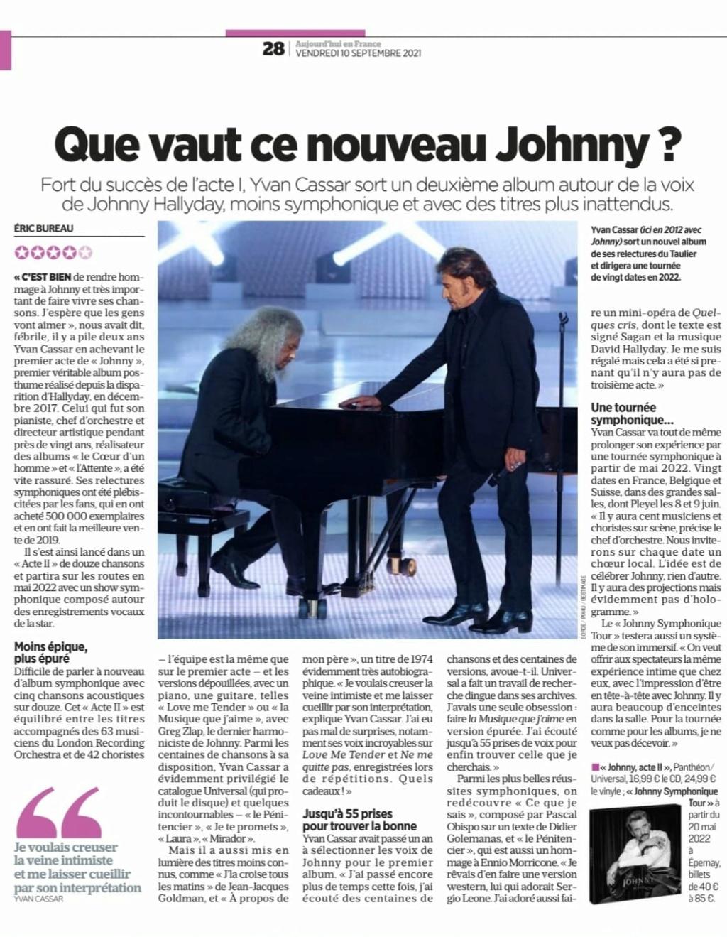 Johnny dans la Presse 2021 24166310
