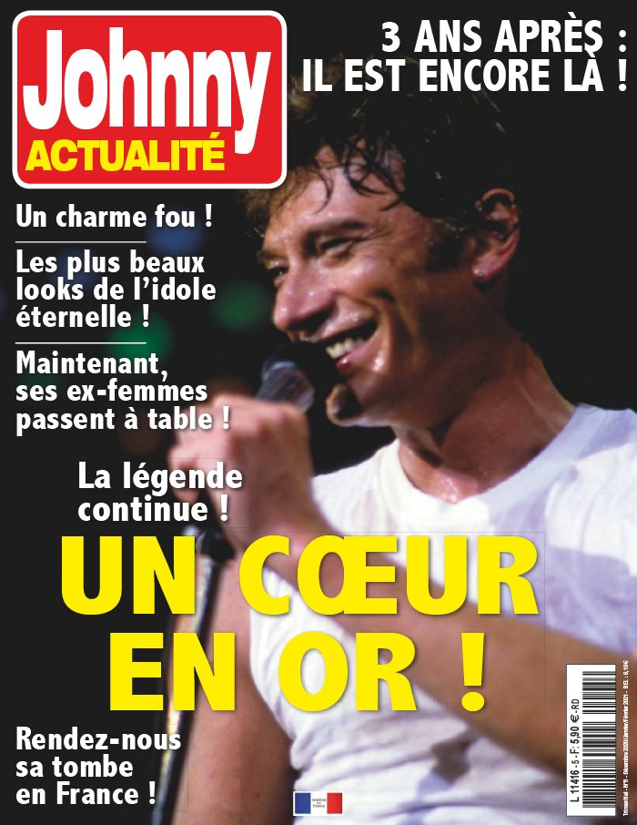 Johnny dans la presse 2020 - Page 2 Cover-11