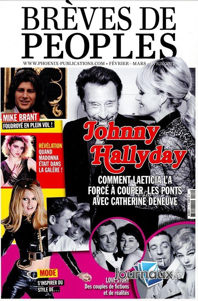 Johnny dans la Presse 2021 M851110