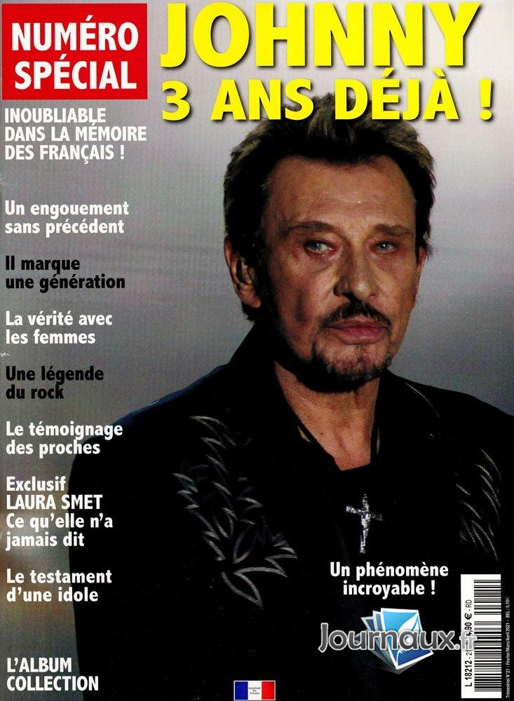 Johnny dans la Presse 2021 N_2110