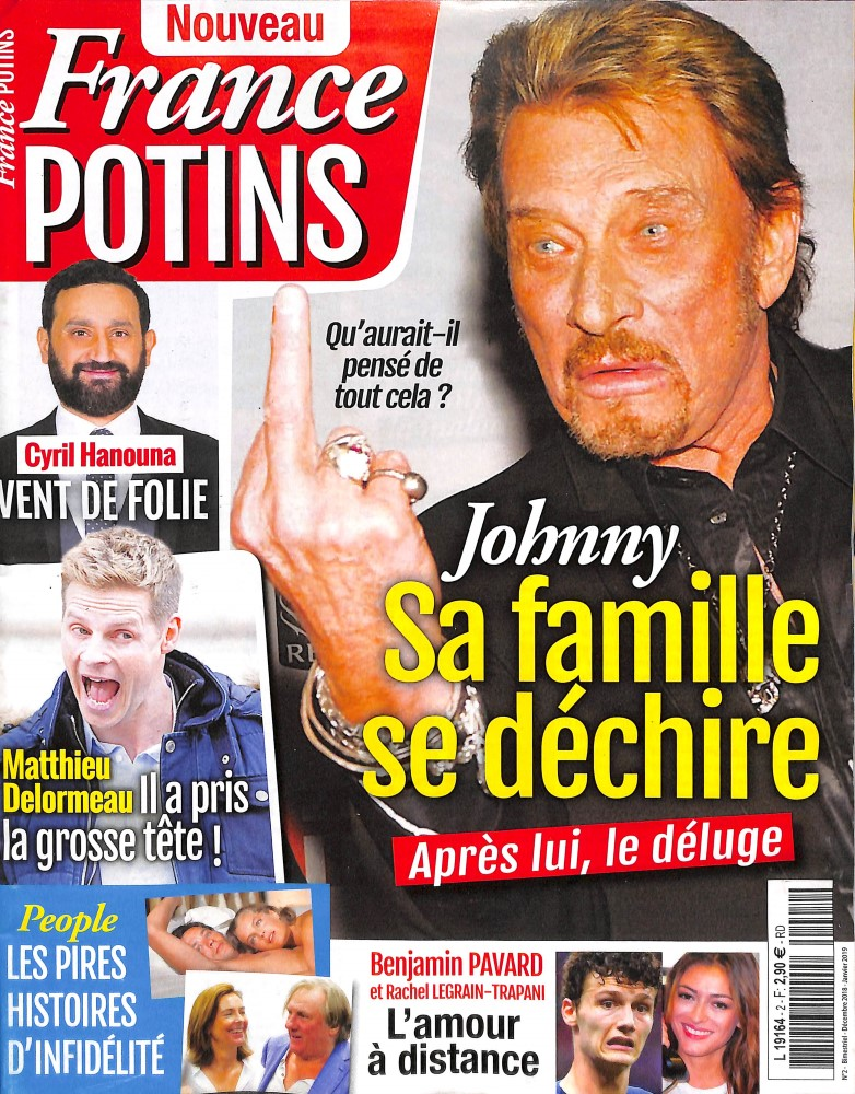 Johnny dans la presse 2018 - Page 16 N_2_du10
