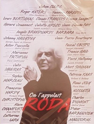 Pour la rubrique DVD du site  Roda0110