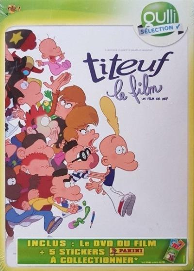Pour la rubrique DVD du site  Titeuf13