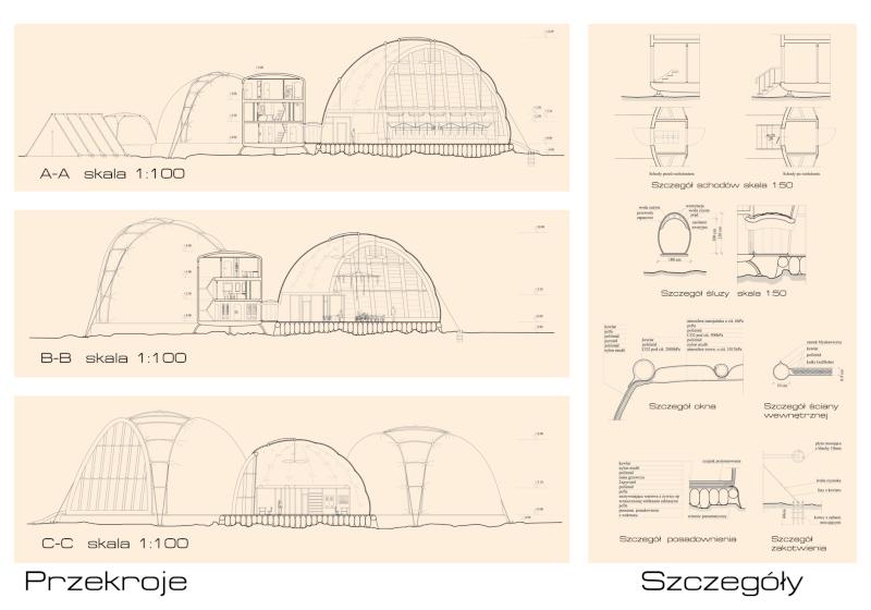 """Un site interessant sur la conception d""""une base martienne Plansz10"""