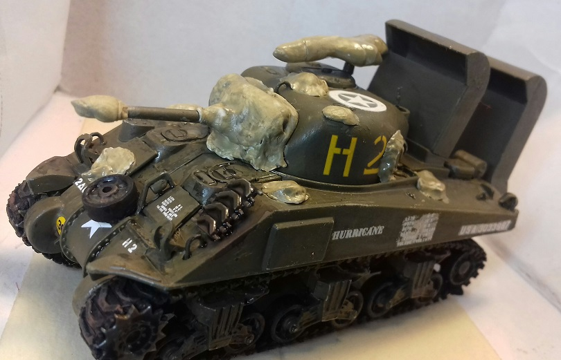 Sherman M4A2 au 1/72 de Heller  - Page 2 20191233