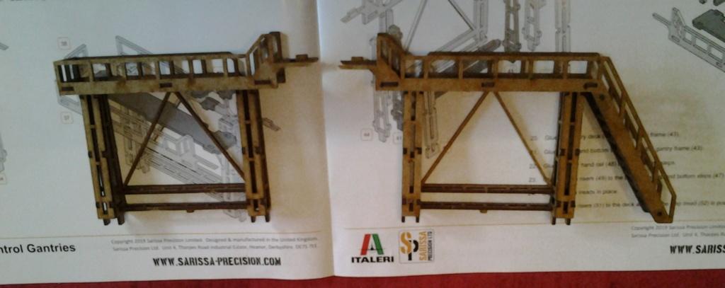 « PEGASUS BRIDGE au 1/72 » ITALERI -   [ FINI ] 20210519