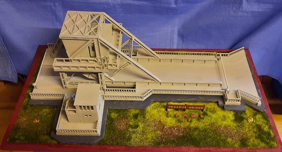 « PEGASUS BRIDGE au 1/72 » ITALERI -   [ FINI ] - Page 3 20210552